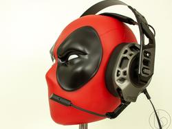Welcome Deadpool (His Head, Anyway) to the TechnoBuffalo Audio Department