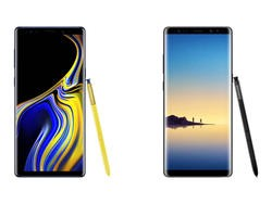Galaxy Note 9 vs. Galaxy Note 8: What Exactly Changed in One Year?