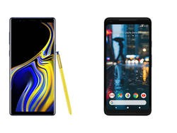 Galaxy Note 9 vs. Pixel 2 XL: The Two Best Android Flagships Do Battle