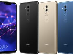 Huawei Mate 20 Lite Leak Shows Its Notch-Happy Style