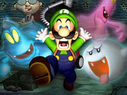 The Original Luigi's Mansion is Coming to the Nintendo 3DS in October