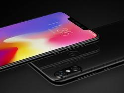 Motorola Officially Unveils the P30, the Most Blatant iPhone X Clone Yet