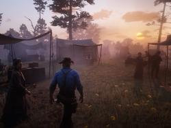 Red Dead Redemption 2 Will Support Richly Detailed First-Person Mode