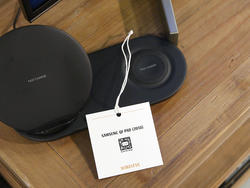 Samsung's Unannounced Dual Wireless Charger Leaks Ahead of Announcement