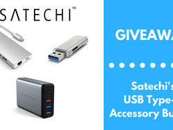 Giveaway: Win Satechi's USB Type-C Accessory Pack!