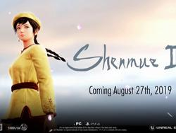 Shenmue III Finally Gets a Long-Overdue Release Date, New Trailer