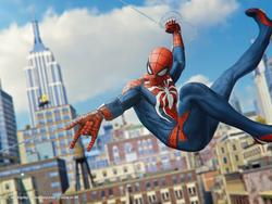 The Simple Joy of Swinging in Spider-Man