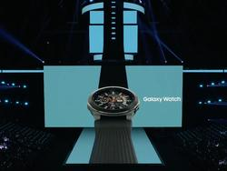 Samsung Unveils New Galaxy Watch with LTE and All-Day Battery Life