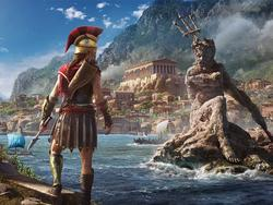 Assassin's Creed Odyssey Coming to the Nintendo Switch... in Japan