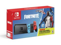 Fortnite for Switch Bundle Doesn't Cost Any Extra