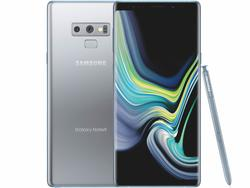 Galaxy Note 9 in Cloud Silver Goes Exclusive in the US