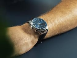 Kronaby: Where the Classic Watch Gets a Smart Makeover