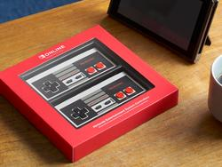 These New NES Controllers From Nintendo Will Work With Your Switch