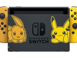 You Totally Want This Adorable Pokémon: Let's Go-Themed Switch