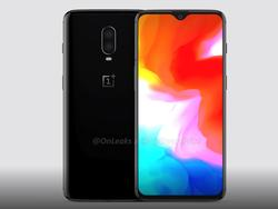 Here's Our Best Look yet at the OnePlus 6T and its Teardrop Notch