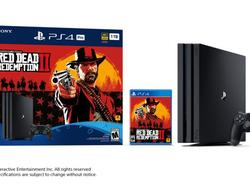 Sony Preps a Red Dead Redemption 2 PlayStation 4 Pro Bundle