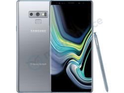 Galaxy Note 9 Nearing a New Sleek, Silver Makeover