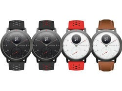 Withings Returns, Announces New Steel HR Sport Smartwatch