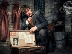 Fantastic Beasts: The Crimes of Grindelwald—Check Out 10 New Magical Photos