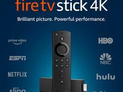 Amazon's New Fire TV Stick 4K Unleashes Better Video Quality