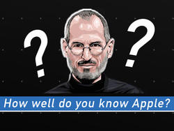 How Well Do you know Apple? Take the Quiz!