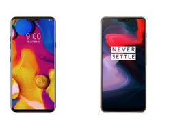 LG V40 ThinQ vs. OnePlus 6: Which Android Flagship is Better?