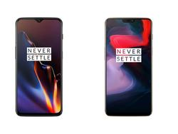 OnePlus 6T vs. OnePlus 6: Small but Big Changes