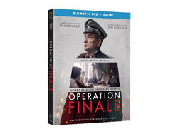 Operation Finale Blu-ray Giveaway!
