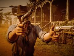 Red Dead Redemption 2's Second Gameplay Trailer Shows Off Activities, First Person Mode