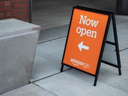 Amazon Unleashing Cashierless Stores in New York City
