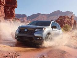 2019 Honda Passport is Your New Off-Road SUV of Choice