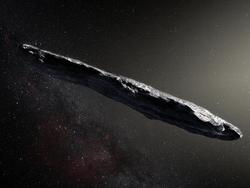 Scientists Think This Cosmic Object is an Alien Spy Ship