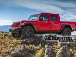 The 2020 Jeep Gladiator Is the Pickup Truck of Our Dreams