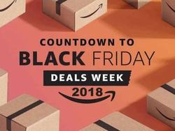 Amazon: Some Amazing Black Friday Deals Are Already Live