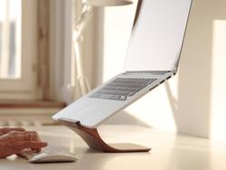 Yohann's MacBook Stand Makes a Great Gift for Power Users