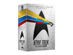 Amazon Discounts Star Trek Blu-ray Sets, Sports Equipment, and More for Today Only