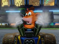 Crash Team Racing Nitro-Fueled Remakes the Original from the Ground Up