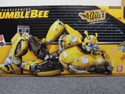 Bumblebee Toys Come in All Shapes and Sizes