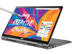 LG's Newest Gram Laptop Features 21 Hours of Battery Life