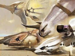 Panzer Dragoon, At Long Last, is Finally Coming Back to Us