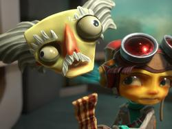 Psychonauts 2 Gets its first Mind-Bending Gameplay Trailer