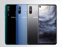 This Samsung Phone Has A Unique Answer to the Notch