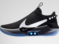 Nike's new Adapt BB shoes connect to your phone and charge wirelessly