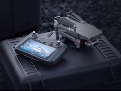 DJI's New Mavic 2 Controller with Built-In Display is Neat but Expensive