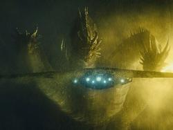 Godzilla 2: King Ghidorah Lays Claim as the King of Monsters in New Image