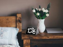 Lenovo's New Smart Clock Is a Must-Have for Your Nightstand