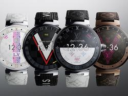 Louis Vuitton just made a $2,800 smartwatch