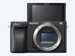 Sony's a6400 features flip-up touchscreen for vloggers