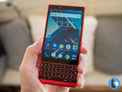 BlackBerry KEY2 Red Edition is a glorious new color for an old phone