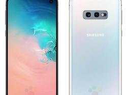 Here's our best look yet at Samsung's low-cost Galaxy S10